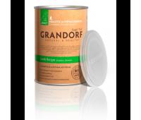 GRANDORF ADULT LAMB для взрослых собак всех пород с ягненком, 400гр.