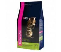 Eukanuba Для взрослых кошек редко выходящих на улицу (Adult Hairball Control) 0,4 кг
