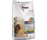 Корм 1st Choice для собак с картошкой и уткой, Adult Hypoallergenic, 12кг.