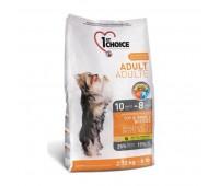 Корм 1st Choice для взрослых собак миниатюрных и малых пород, Adult ToySmall Breeds 2,72 кг.