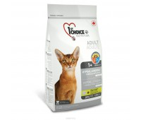 Корм 1st Choice для кошек, картошка с уткой, Hypoallergenic