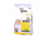 Корм 1st Choice для пожилых кошек, Mature or less active, 2,72кг.