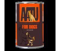 AATU консервы для взрослых собак с курицей, AATU CHICKEN - 400 г