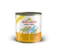 Almo Nature Консервы для Собак Куриные Бедрышки (Classic Chicken Drumstick) 0,095 кг.