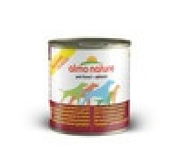 "Almo Nature Консервы для собак ""Говядина с картофелем и горошком по-домашнему"" (Home Made - Beef with Potatoes and Peas) 0,095 кг."