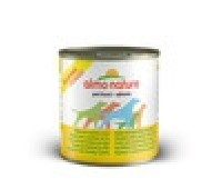 "Almo Nature Консервы для собак ""Курица с морковью и рисом по-домашнему""(Home Made - Chicken with Carrots and Rice)  0,28кг."