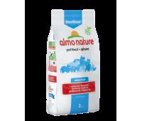 Корм Almo Nature для кастрированных кошек с говядиной и рисом, Functional Adult Sterilised Beef and Rice