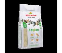 Биоразлагаемый комкующийся наполнитель Almo Nature Cat Litter, 2.27кг.