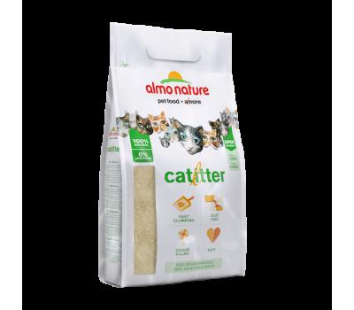 Биоразлагаемый комкующийся наполнитель Almo Nature Cat Litter