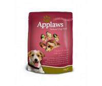 Applaws паучи для собак с курицей, говядиной и овощным ассорти, Dog Chicken & Beef - Veg Pouch - 150 г