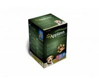 "Applaws набор для собак ""Куриное ассорти"": 5шт.x150г, Dog Chicken MP Pouch"