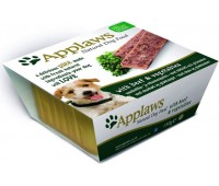 Applaws паштет для собак с говядиной и овощами, Dog Pate with Beef & vegetables - 150 г