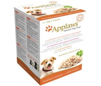 "Applaws набор из 5 паучей в желе для собак ""Коллекция вкусов"", Dog Jelly Pouch Supreme Selection - 5 шт х 100 г"