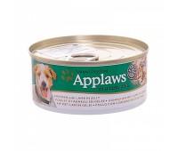 Applaws консервы для собак курица и ягненок в желе - 156 г