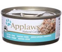 Applaws консервы для котят с тунцом, Kitten Tuna - 70г