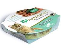 "Applaws консервы для кошек ""Лакомые сардинки со скумбрией"", Cat Tasty Sardine with Mackerel - 60 г"