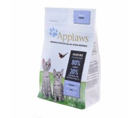 """Корм Applaws беззерновой для котят """"Курица/Овощи: 80/20%"""", Dry Cat Kitten"""