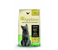 """Корм Applaws беззерновой для пожилых кошек """"Курица/Овощи: 80/20%"""", Dry Cat Senior"""