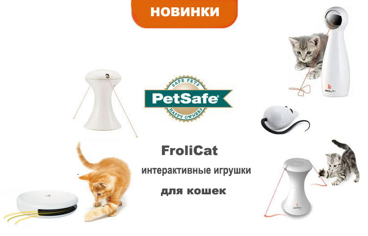 Petsafe cat toys