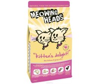 "Корм Barking Heads для котят ""Восторг котенка"" с курицей и рисом"
