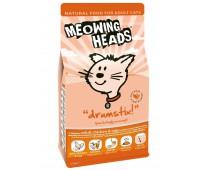 """Корм Barking Heads для взрослых кошек с курицей и яйцом """"Аппетитная курочка"""""""