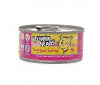 "Barking Heads консервы для кошек с курицей ""Эй, красавчик!"" - 100 г"