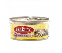 Berkley консервы для кошек с кроликом, Adult Rabbit - 100 г
