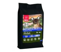 BLITZ Holistic LG CHICKEN & FISH ALL BREEDS КУРИЦА И РЫБА для взрослых кошек всех пород  0,4кг