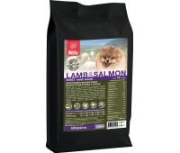 BLITZ Holistic GF LAMB & SALMON SMALL BREEDS  ЯГНЕНОК И ЛОСОСЬ  корм для взрослых собак мелких пород   0,5кг