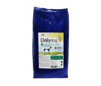 Корм DailyDog для взрослых собак крупных пород с курицей и рисом , ADULT LARGE BREED Chicken and Rice - 12 кг