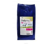 Корм DailyDog для взрослых собак крупных пород с ягненком и рисом , ADULT LARGE BREED Lamb and Rice - 12 кг
