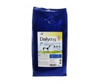Корм DailyDog для взрослых собак средних и крупных пород с рыбой и картофелем , ADULT MEDIUM&LARGE BREED Fish and Potatoes - 12 кг