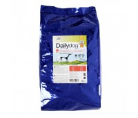 Корм DailyDog для взрослых собак средних и крупных пород с индейкой и ячменем , ADULT MEDIUM&LARGE BREED Turkey and barley - 12 кг