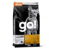 GO! Корм Беззерновой для щенков и собак со свежей уткой для чувст. пищеварения (Sensitivity + Shine Duck Dog Recipe, Grain Free, Potato Free)  0,23 кг