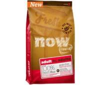 NOW! NATURAL Holistic Корм Беззерновой для Взрослых Собак с Олениной и Ягненком (Grain Free Red Meat Adult Recipe DF 24/16) 0,23 кг.