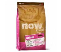 NOW Natural holistic Беззерновой  корм для Взрослых Кошек с Индейкой, Уткой и овощами (Fresh Grain Free Adult Cat Recipe 31/18)
