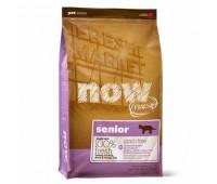 NOW! NATURAL Holistic Корм Беззерновой для Кошек контроль веса с индейкой, Уткой и овощами (Fresh Grain Free Senior Cat Recipe 30/14)