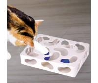 """Интерактивная игрушка-коробка """"Поймай мяч"""", Cat Activity Box"""