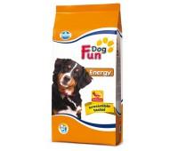 Fun Dog Energy - Полнорационный и сбалансированный корм для активных собак