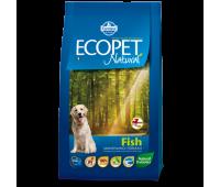 Ecopet Natural Fish Mini -  для взрослых собак