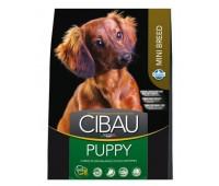 Cibau Puppy Mini  - для щенков мелких пород, беременных и кормящих собак