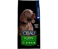 Cibau Puppy Maxi  - для щенков крупных пород, беременных и кормящих собак.