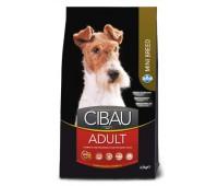 Cibau Adult Mini - корм для взрослых собак мелких пород
