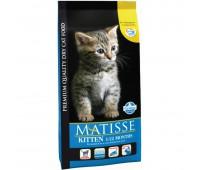 Matisse Kitten - Полнорационный корм для котят, беременных и кормящих кошек.