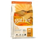 Органический корм для собак с курицей, GATHER Free Acres Chicken DF