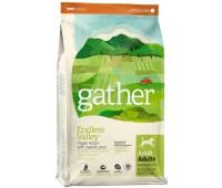 Органический веганкорм для собак, GATHER Endless Valley Vegan DF