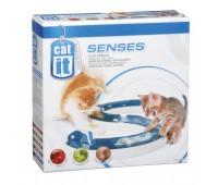 Игровой круг Catit Design Senses - ровная дорожка с обычными шариками