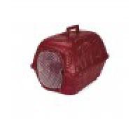 Переноска для животных CARRY SPORT,  цвет красный, 48,5х34х32см