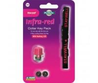 Инфракрасный ключ - розовый