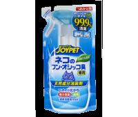 Сменный блок «Натуральный уничтожитель меток и сильных запахов туалета кошек»